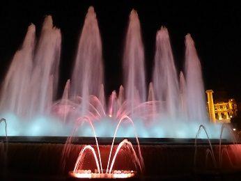 噴水ショー イベント