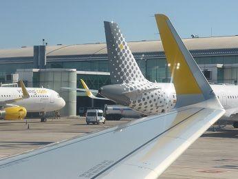 バルセロナ 国際空港