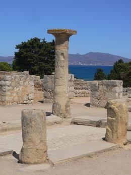 アンプリアス遺跡