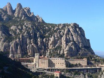 モンセラット 修道院